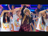 Avril Lavigne - Here's to Never Growing Up Live at We Day (FullHD 1080p)