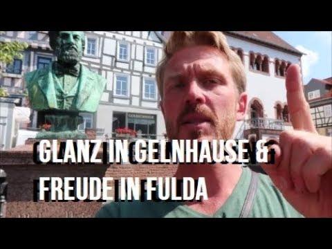 Glanz in Gelnhausen und Freude in Fulda