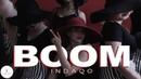 Indaqo - Boom Boom Boom | contemporary by Anna Konstantinova | VELVET YOUNG