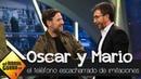 Mario y Óscar Casas salen de su zona de confort con una difícil prueba El Hormiguero 3 0