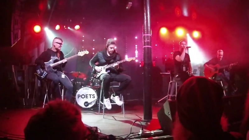 Poets of the Fall - You're Still Here / Roses @ Garage, Glasgow 12.10.2018