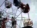 Клип 370 Колесо обозрения в Индии