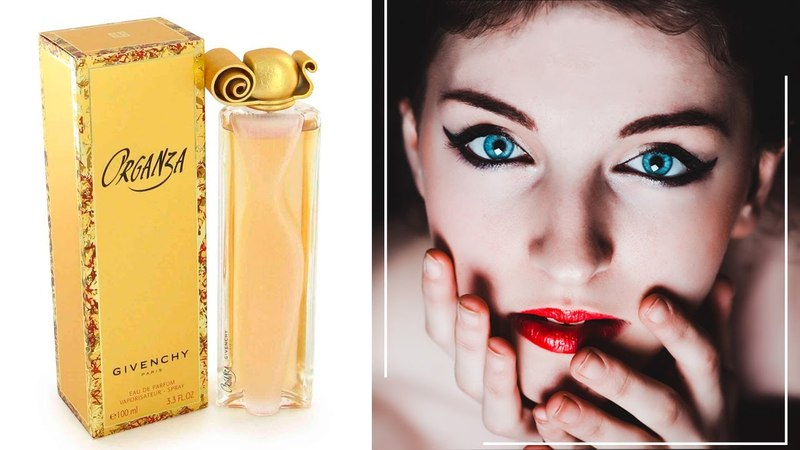 Givenchy Organza Живанши Органза обзоры и отзывы о духах