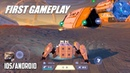 INFINITE CHARIOTS - iOS / Android - FIRST GAMEPLAY