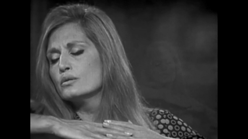 Dalida ♫ Mamy blue ♪ 20 mai 1972 (Midi trente)