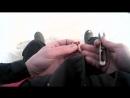 Как насадить мотыля на крючок и мормышку. Несколько способов
