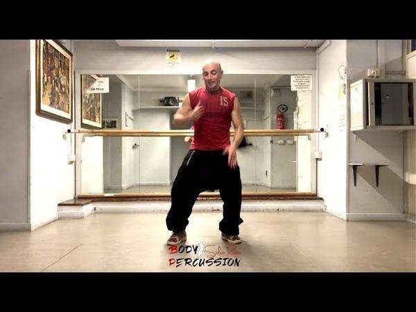 BODY PERCUSSION - Salvo Russo (Practice)