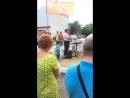Митинг в г Карачев Против пенсионной реформы