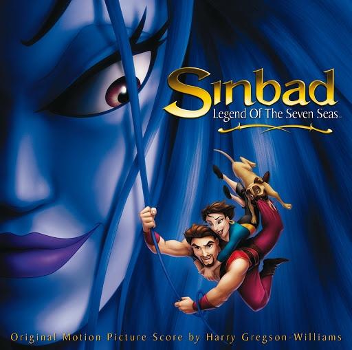 Harry Gregson-Williams альбом Sinbad: Legend Of The Seven Seas (Original Motion Picture Score)