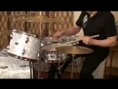 One of The Greatest Snare DrumsBuddy Rich Slingerland 4x14 Ken Loomer Drum Solo
