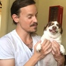"""James William Penland on Instagram: """"Mr Bubz and I have a very special relationship 🎥: @lizze.gordon 🐶: @misterbubz"""""""