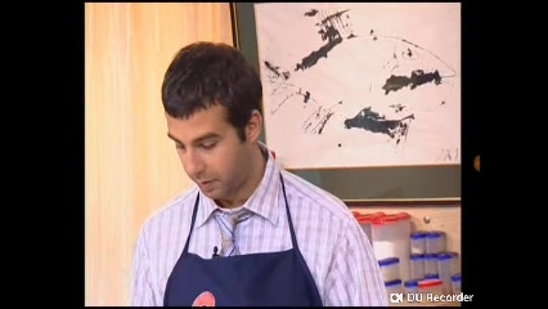 Смак (Первый канал, 02.06.2007) Николай Лукинский