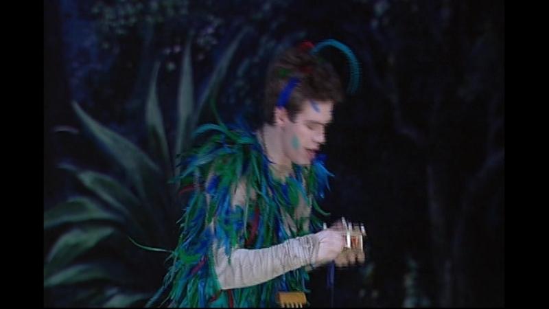 Моцарт. Волшебная флейта. Дуэт Папагено и Папагены