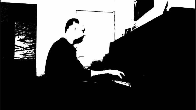 Блюзую на фортепиано Summertime