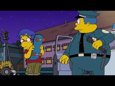 Симпсоны нарезка лучших моментов Барт взрослеет