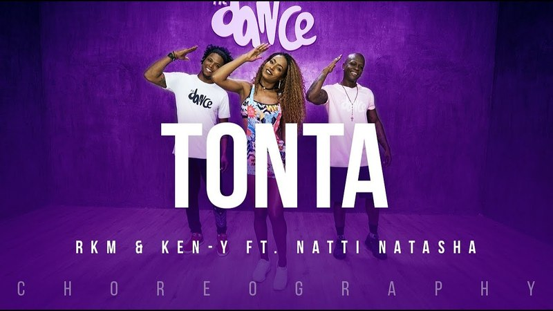 Tonta - Rkm Ken-Y ft. Natti Natasha | FitDance Life (Coreografía) Dance Video