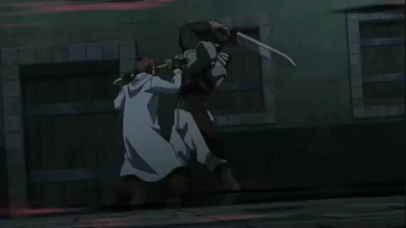 первое убийство совершенное тацуми в составе ночного рейда [Akame ga kill]