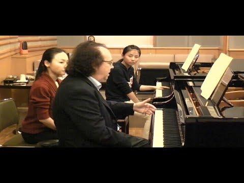 Cyprien Katsaris - Master Class: Osaka (Part 4)