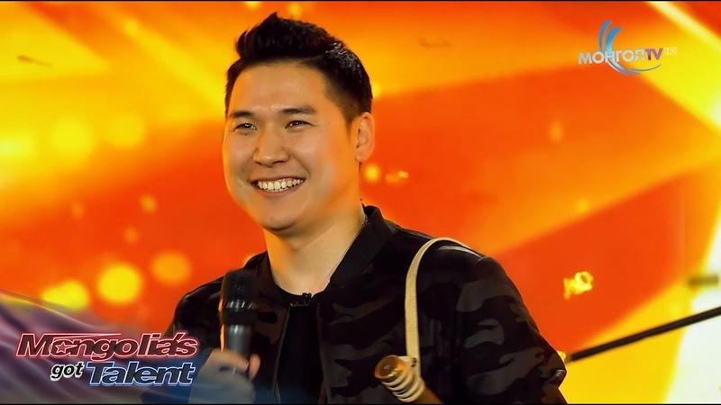 Б Нарандэлгэр I Хөгжмийн гайхамшигт эмчилгээ I 1 р шат I Дугаар 4 I Mongolia's got talent 2018