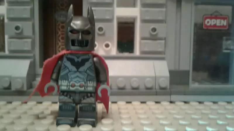 Мой трейлер Lego Movie 2