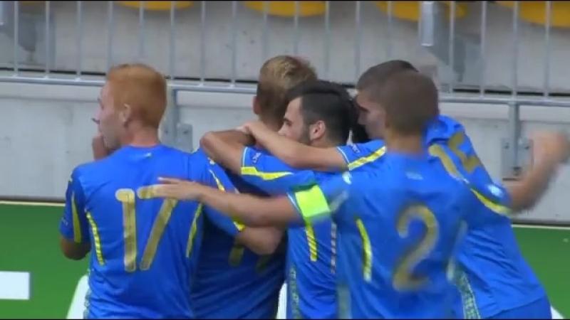 Україна U-19 11 Англія U-19