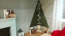 Cómo hacer un árbol esquinero de navidad - Bricomanía