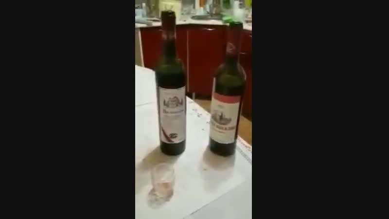 Как проверить вино. Натуральное или нет)