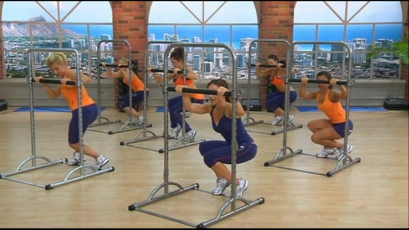 Cathe-lower-body-blast-leg-drills