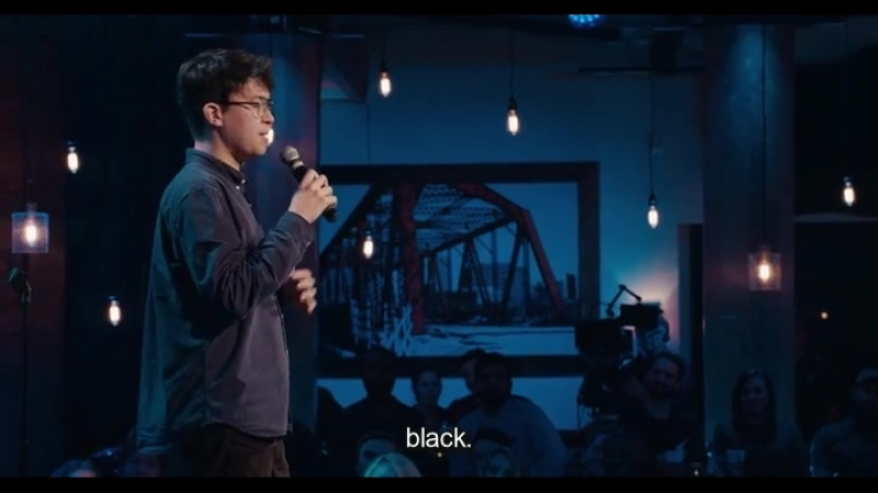The Comedy Lineup. Phil Wang