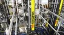 Storage and Retrieval Machine High Bay Warehouse Logistics Software Vinamilk in Asia