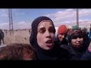 Ils nous ont utilisés comme boucliers humains Les habitants de la Ghouta Orientale et la terreur de s'enfuir