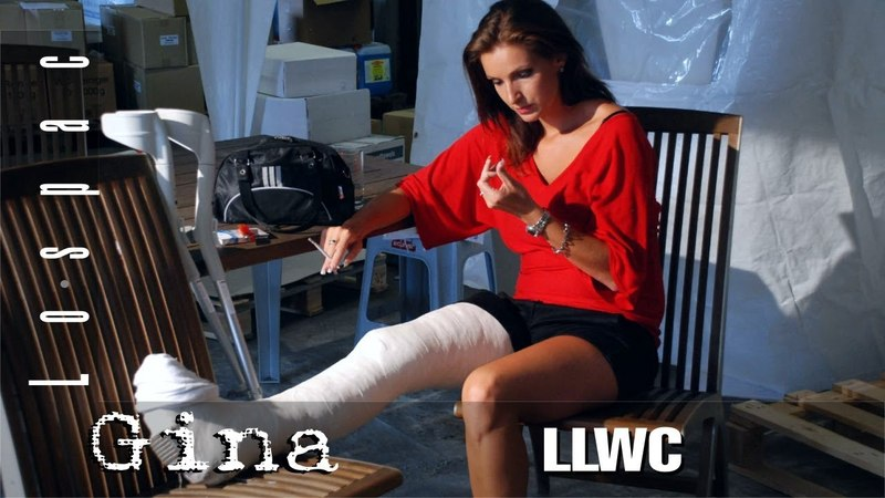 Cast Video com Gina Indoor LLWC 2 Trailer