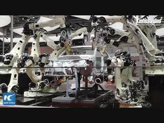 Импортная ярмарка: Промышленные роботы