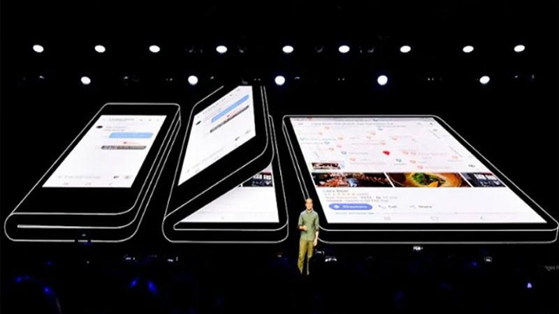 Samsung Galaxy Fold ОКОНЧАТЕЛЬНО ПОХОРОНИЛ iPhone XS и Xs Max Презентация Galaxy S10 и Galaxy Fold