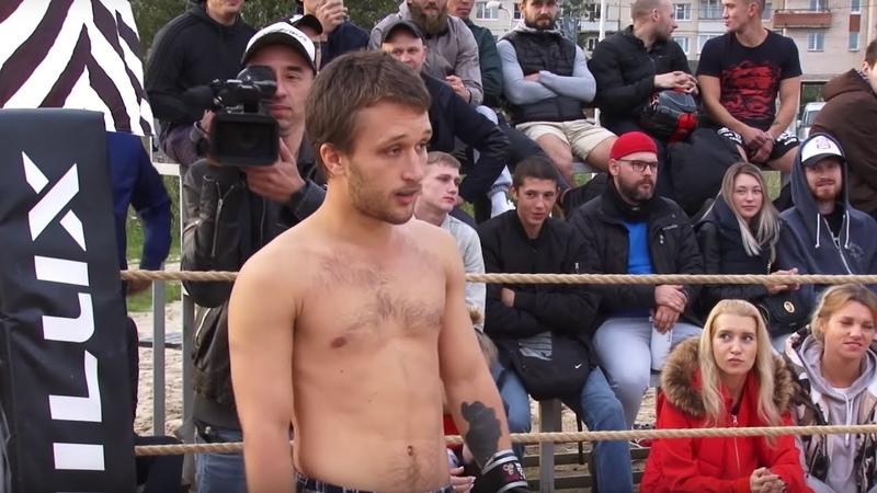 ЛИФТЁР против Бойца ММА