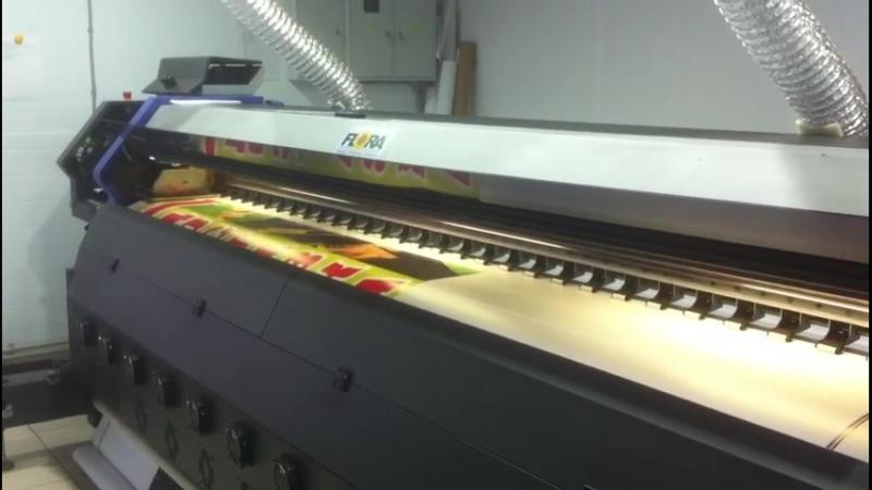 Широкоформатная печать смотреть онлайн без регистрации