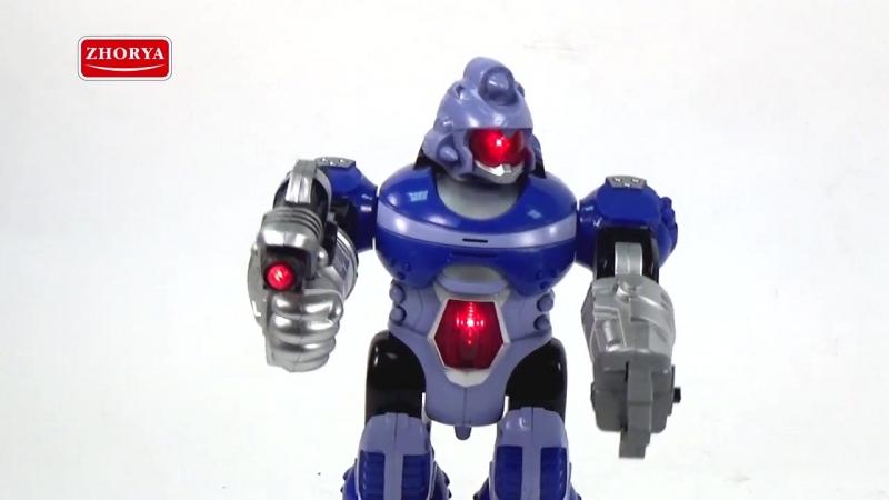 Видео обзор робота » Freewka.com - Смотреть онлайн в хорощем качестве