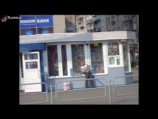 Колян - Колян танцует лучше всех. Euro feat Singletown. Компиляция прикольных танцев под хит 90-х