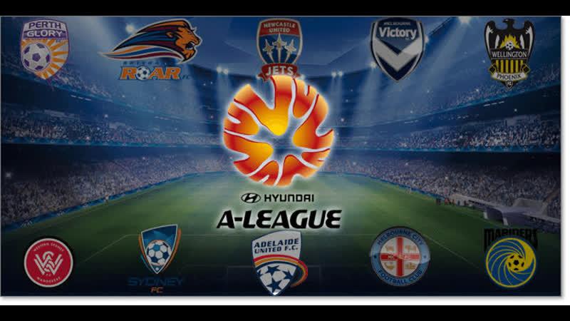 Брисбен Роар Ньюкасл Джетс A league Brisbane Roar Newcastle Jets