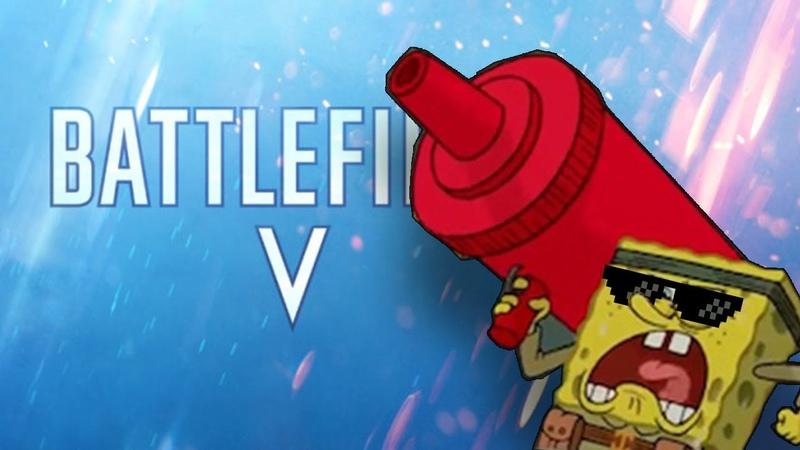 Battlefield 5 Trailer Parody - Funny Battlefield V Trailer Meme