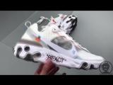 Видео-обзор кроссовок Off White x UNDERCOVER x Upcoming.