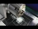 Engraving silver bracelet by STYLECNC 3D laser machine