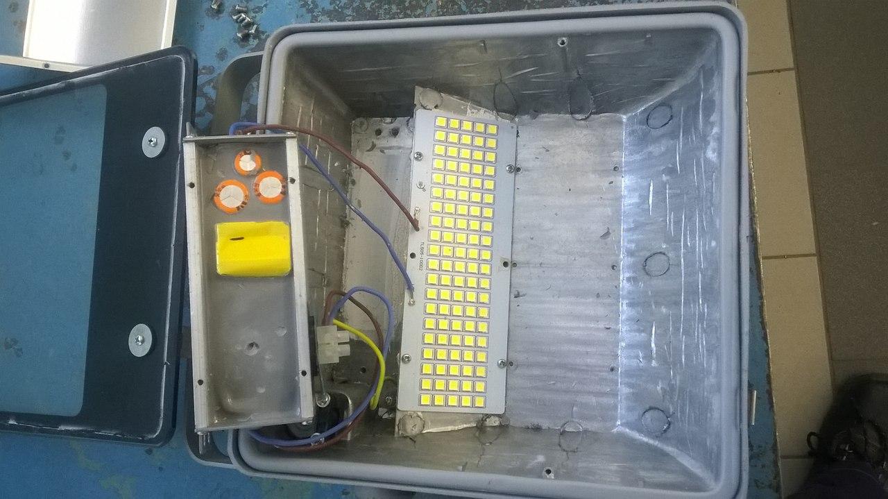 Китайские светодиодные светильники
