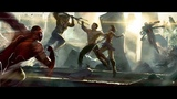 JUSTICE LEAGUE - Superman v. The Justice League RESCORED with Junkie XLHans Zimmer Music