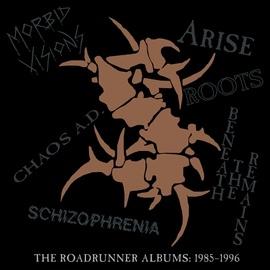 Sepultura альбом The Roadrunner Albums: 1985-1996