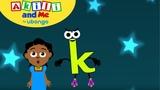 Jammin' Letter K! Akili and Me Cartoons for Preschoolers