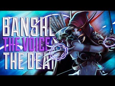 Истинный голос смерти Банши