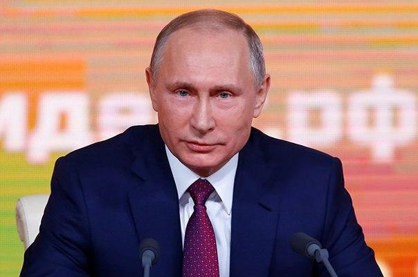 Владимир Путин в четвертый раз официально вступил в должность президента Российской Федерации