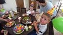 Отмечаем День Рождения Артемия. Детский центр Минополис в ТЦ OZ MALL в Краснодаре MINOPOLIS