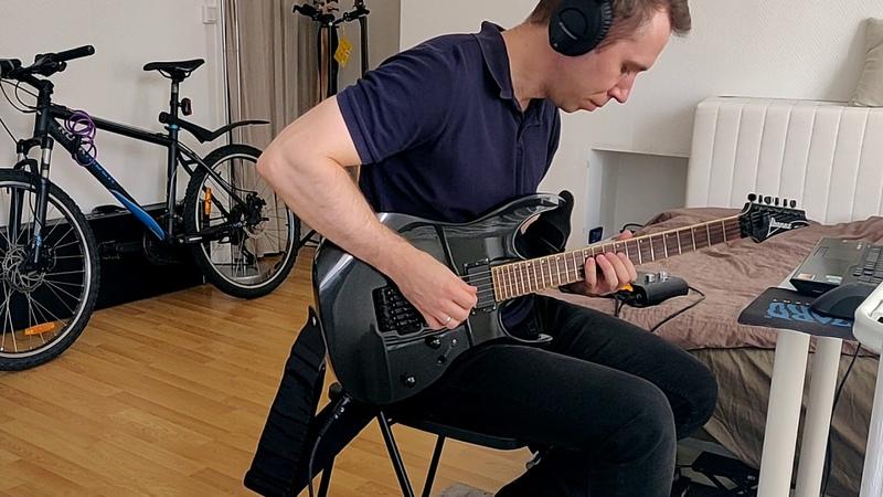 Metallica - The Shortest Straw (Guitar Cover)
